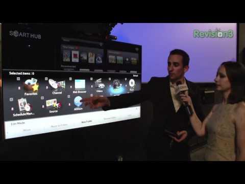 Video Goodies from Samsung! – GeekBeat.TV