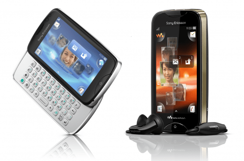 Sony Ericsson Announces Two New Devices Set To Release Starting Q3 In Select Markets
