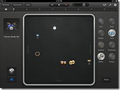 GarageBand Smart Drums iPad