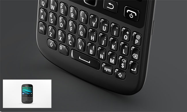 BlackBerry Will Never Ditch The Keyboard, Why?