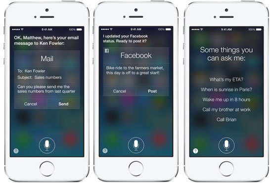 Siri Works For You While You Talk On iPhone 4S