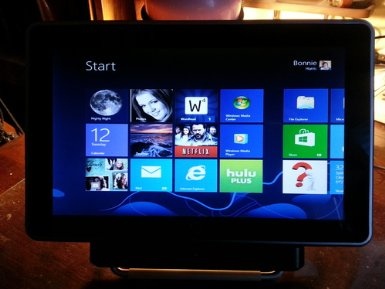 HP Business Slate Powered By Windows 8