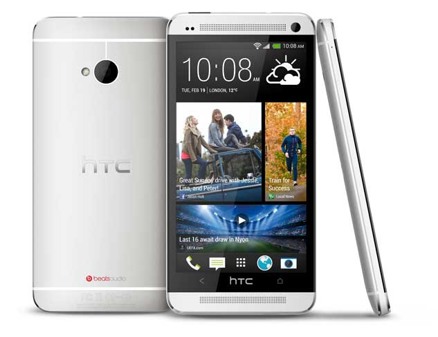 HTC Introduces The One