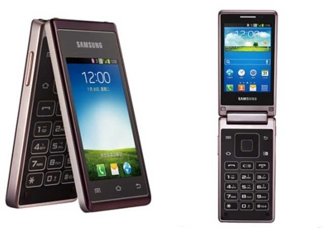 Is Samsung Working On A Two-Screen Flip Phone? Galaxy Folder?