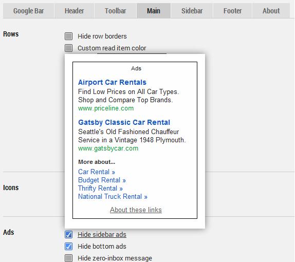 Gmail Inbox Management Minimalist for Everything