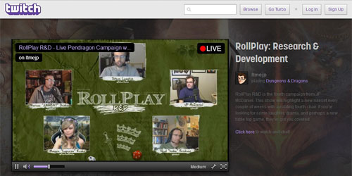 Google's Youtube reportedly buying Twitch for $1 Billion
