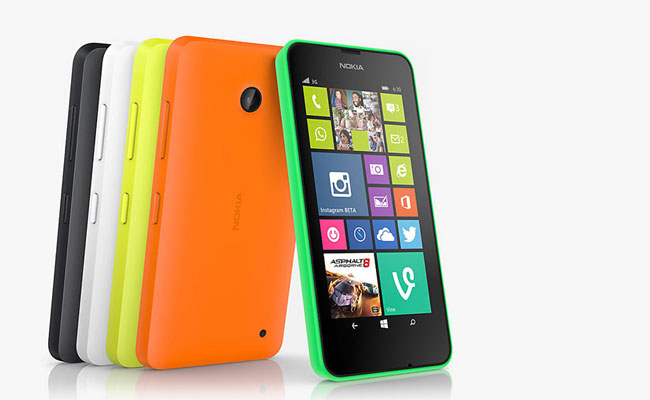 Microsoft to release cheaper entry level smartphones
