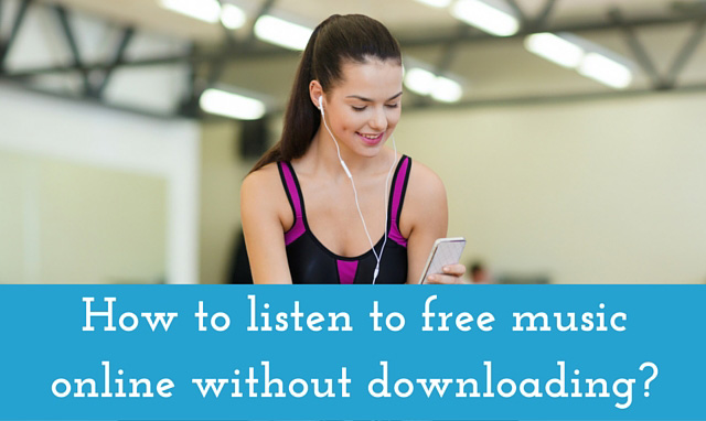 Listen to online music for free with these online music players