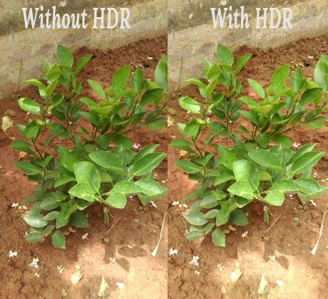 Use HDR