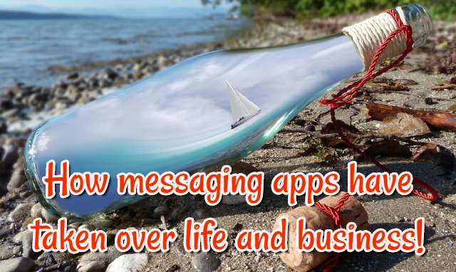 The Takeover of Messaging Apps