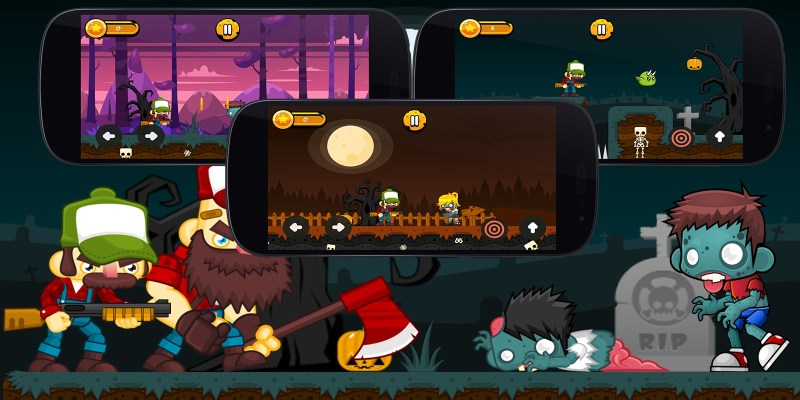 zombies android game code