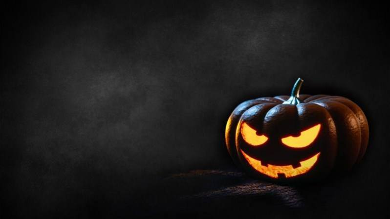 Halloween Pumpkin Wallpaper