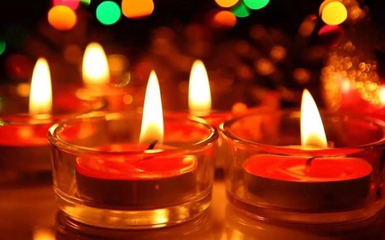 Diwali Tea Light Candles