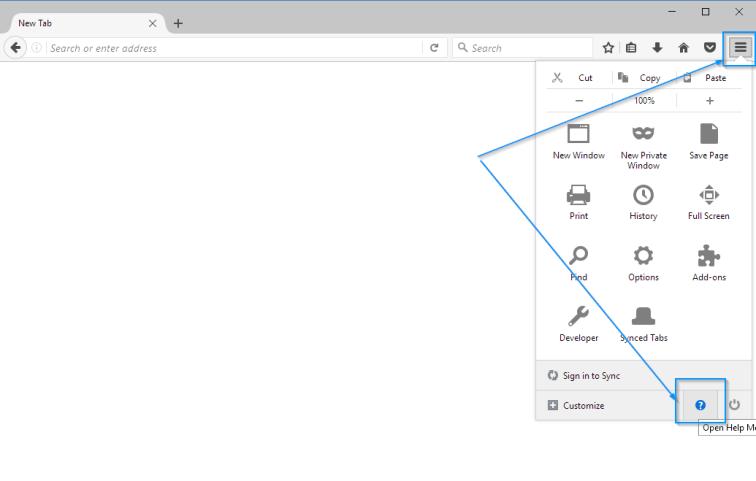 Firefox Version Screen1