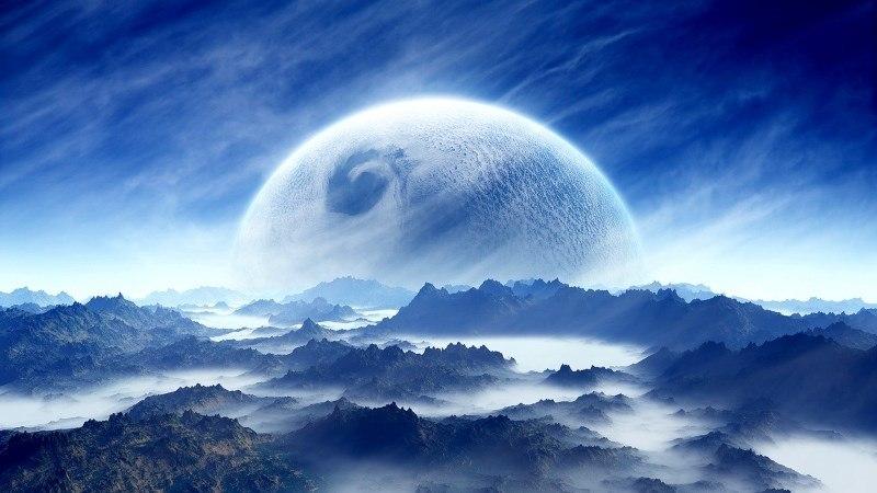 Science Fiction Planet