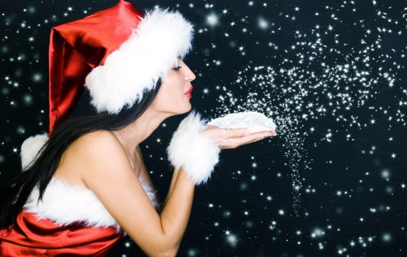 Beautiful Christmas Santa Claus