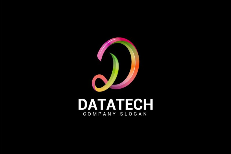 data tech logo