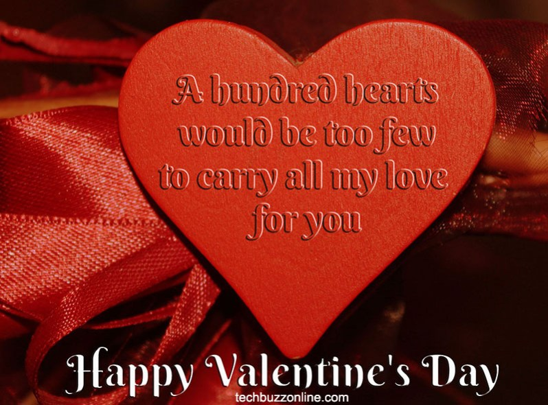 Valentine Wishes 2