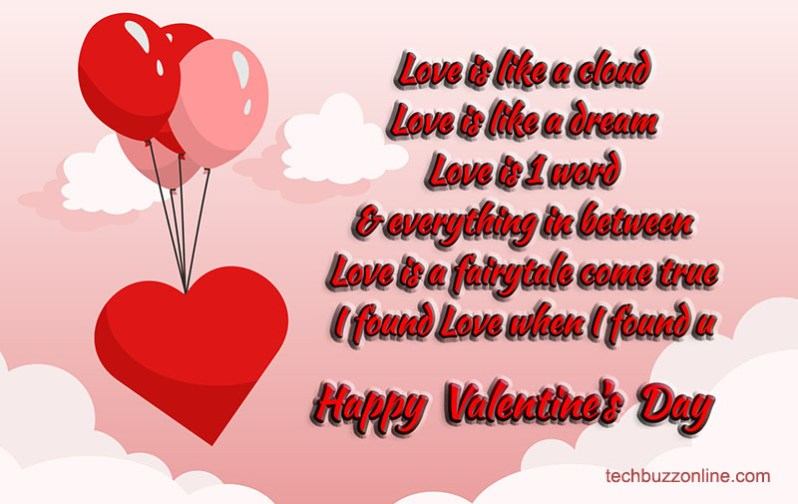 Valentine Wishes 3