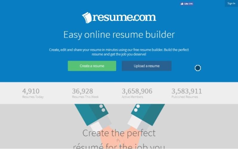 15 resume easy online resume builder