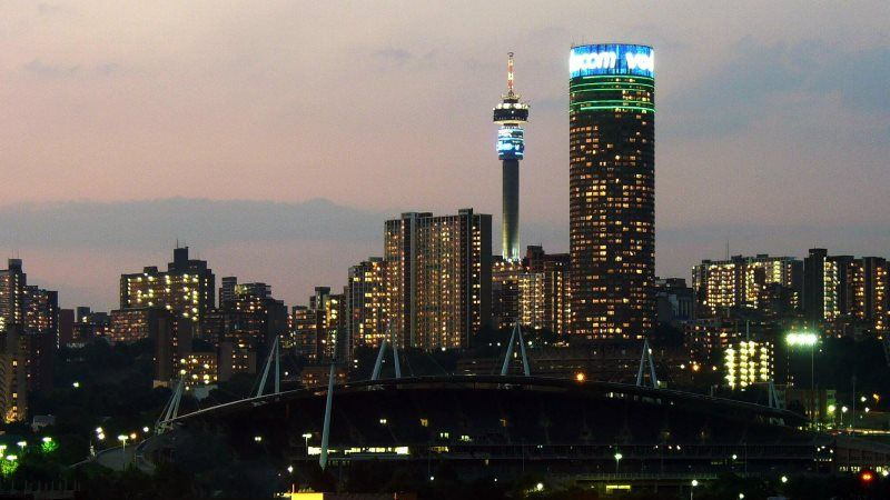 Johannesburg City Wallpaper