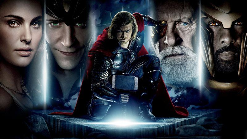 Thor Movie Wallpaper HD