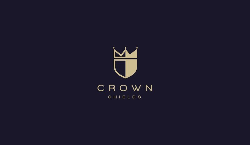 Crown Shield Logo