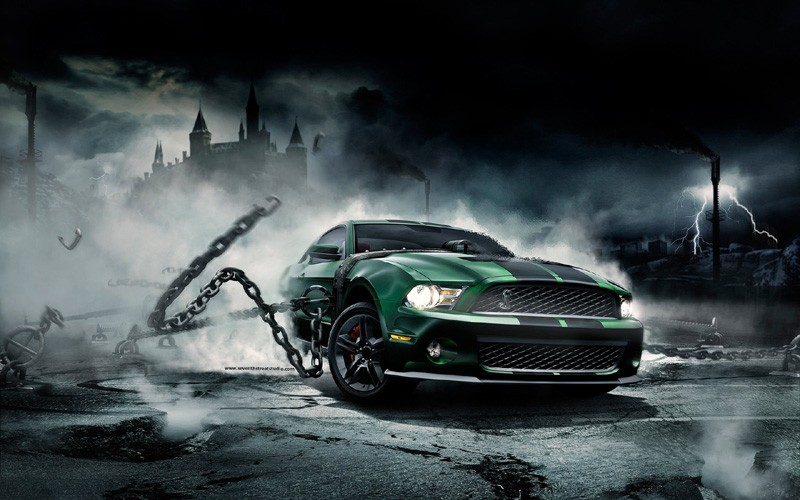 Ford Mustang HD Car Wallpaper