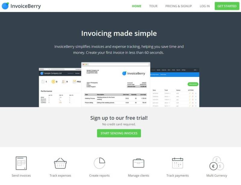 34 Free Invoice Templates