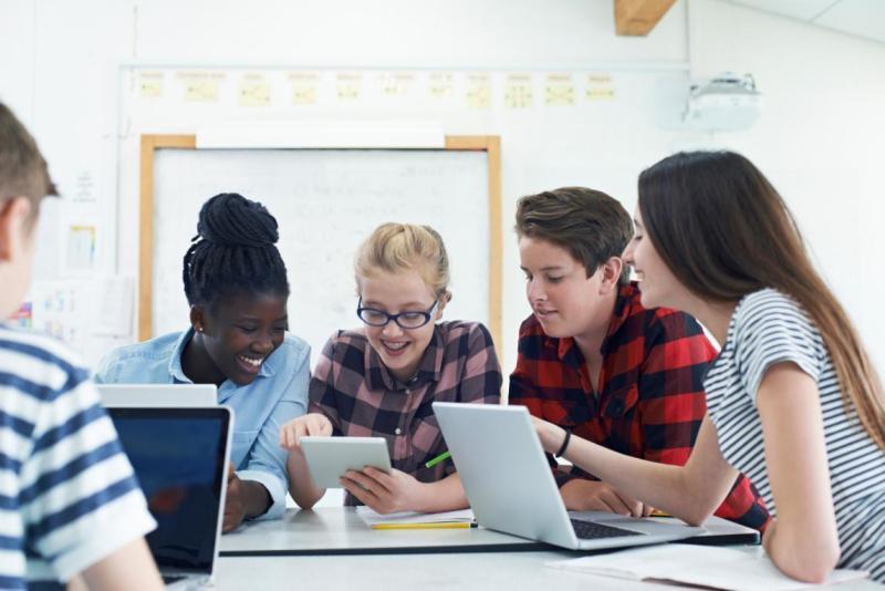 technology classroom