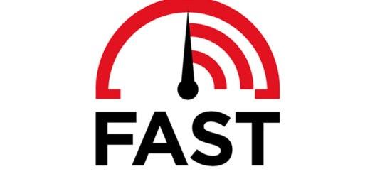 Logo di Fast.com