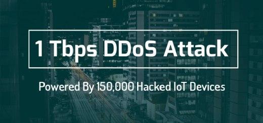 Il più grande attacco DDoS del mondo da 1Tbps 1