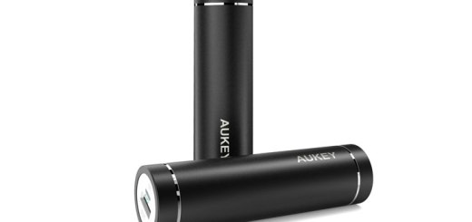 Aukey PB-N37 da 5000mAh: il power bank tascabile 8