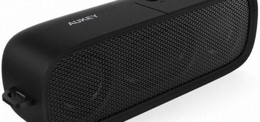 Aukey SK-M7: altoparlante wireless da viaggio 14