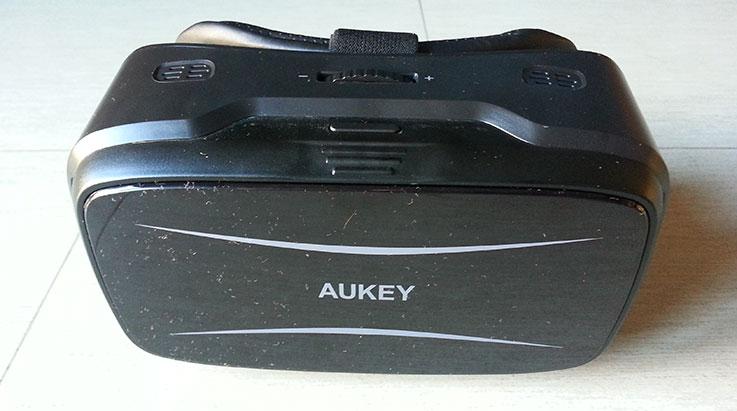 Aukey VR-O3: il visore VR per iniziare 1