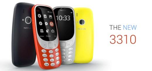 Nokia 3310 versione 2017