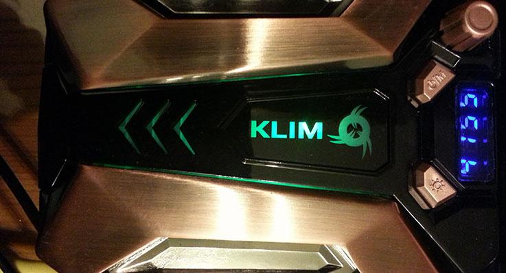 KLIM Cool+: dissipatore ad aria per notebook 2