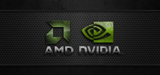 Logo AMD/Nvidia