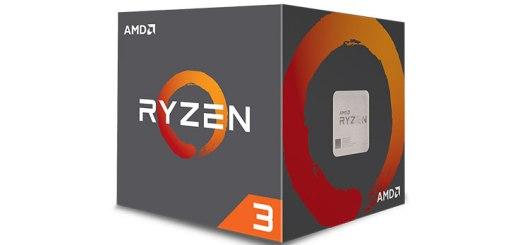 Processori AMD Ryzen 3
