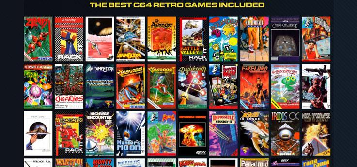 C64 Mini: il ritorno del PC più venduto negli anni '80 3