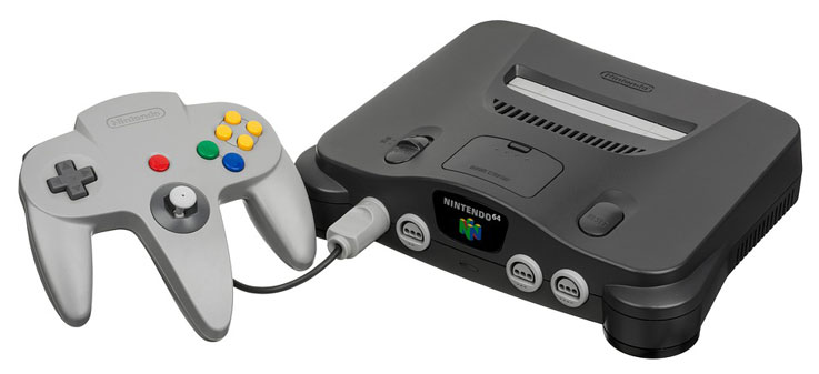 Le console Nintendo dagli anni '70 fino ad oggi 13