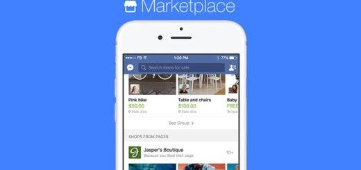 Facebook: ecco il Marketplace per la vendita di prodotti 3