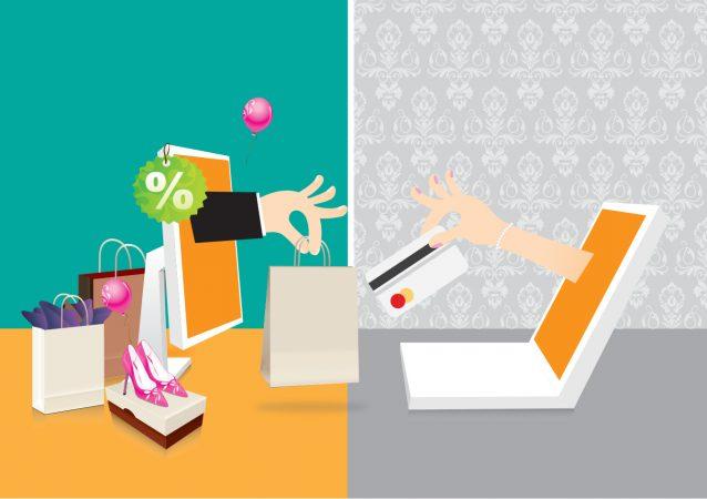 E-commerce e negozi fisici