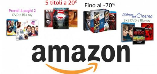 Uscite in Blu-Ray di Amazon