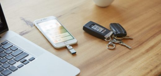 DataTraveler Bolt Duo per trasferire file dall'iPhone