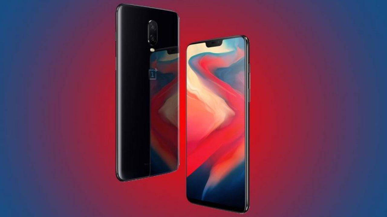 Design del OnePlus 6