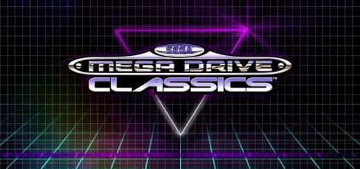 Logo di SEGA Mega Drive Classics