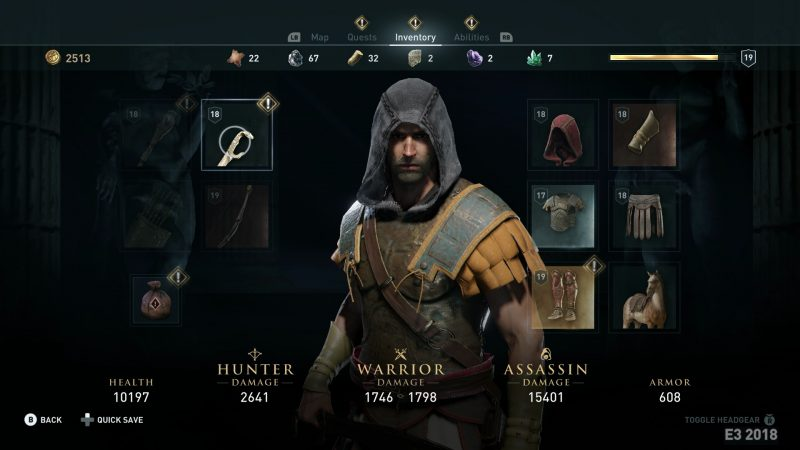 Primi screenshots di Just Cause 4 e Assassin's Creed Odyssey tramite un leak 7