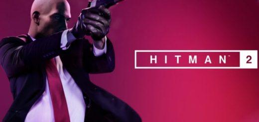 Logo di Hitman 2