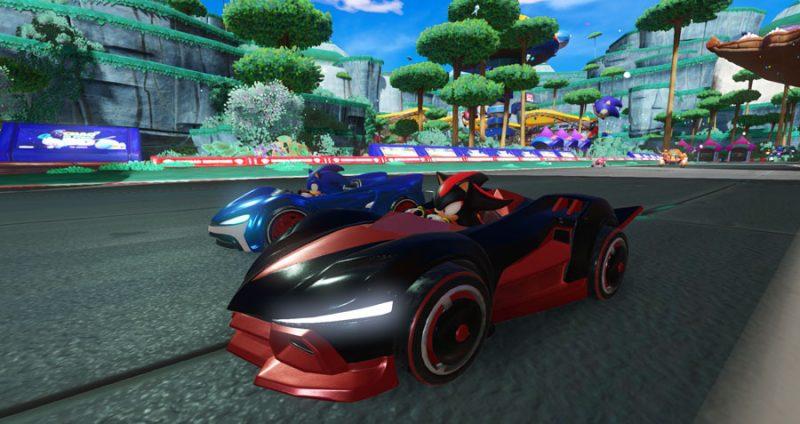 Nuovo trailer di gameplay di Team Sonic Racing 1